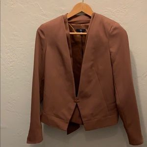 NWOT size 2 mauve jacket from the Gap
